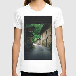 Cottages (Color) T-shirt