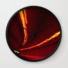 Traffic at warp speed IV Wall Clock