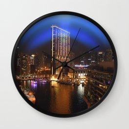 JBR in Dubai Wall Clock
