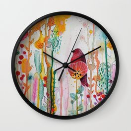 calme Wall Clock
