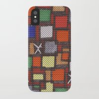 knit iPhone & iPod Cases featuring knit by colli1 3designs