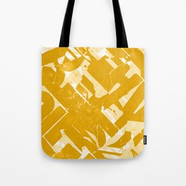 Problem Unsolved Tote Bag