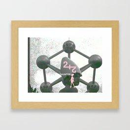 """Front 242 """"Headhunter"""" Framed Art Print"""