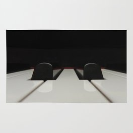 PIANO MUSIC - A DO-RE-ME Rug