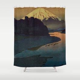 Sunset at Aga Shower Curtain