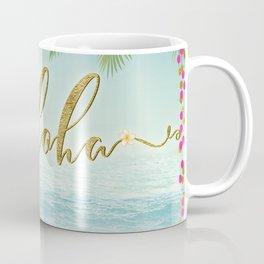 Golden Aloha Coffee Mug