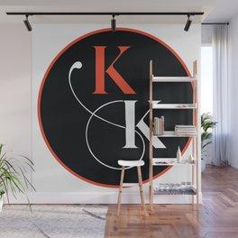 KK Circle Wall Mural