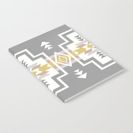 Aztec Stripes Notebook