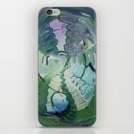 Wormhole iPhone Skin