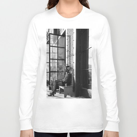 Los Angeles Arts District III Long Sleeve T-shirt