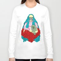 dorothy Long Sleeve T-shirts featuring Dorothy Gale II by DIVIDUS
