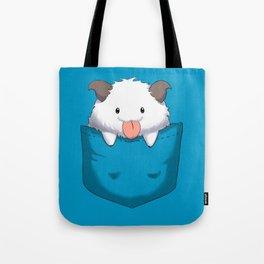 Pocket Poro Tote Bag