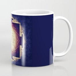 Sri Yantra IX Coffee Mug