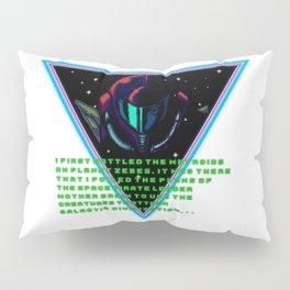 Super Metroid Intro Pillow Sham