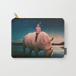 The Beast Tamer Carry-All Pouch