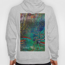 Egyptian wall III Hoody