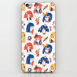 Nenitas iPhone Skin