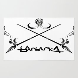 Barbarica Emblem Rug