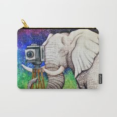Elephant II Carry-All Pouch