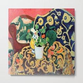 Henri Matisse Spanish Still Life Metal Print