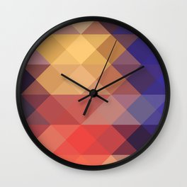 SHAPES 026 Wall Clock