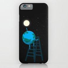 Reach the moon iPhone 6s Slim Case