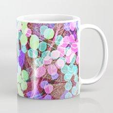 Dots & Leaves. Mug