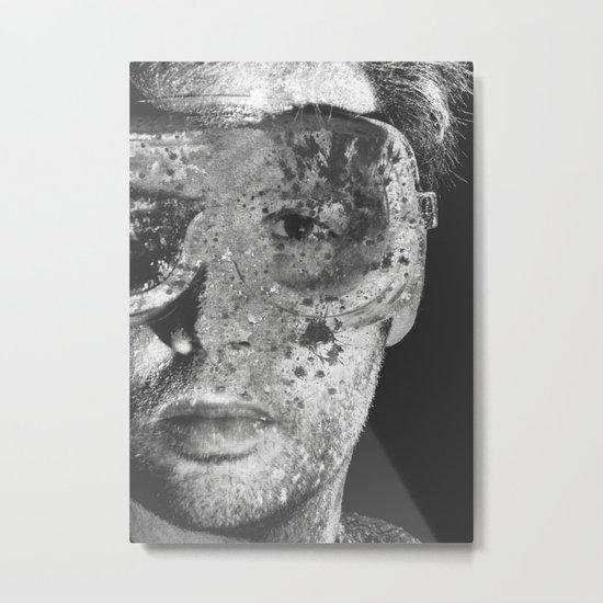 Ignoto Metal Print