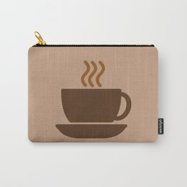 Hot Drinks Available. Carry-All Pouch