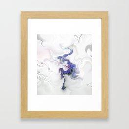 Beautifully Toxic Framed Art Print