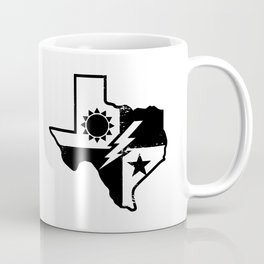 Texas Born Army Ranger Coffee Mug