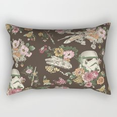 Botanic Wars Rectangular Pillow