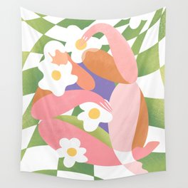 A summer mood Wall Tapestry