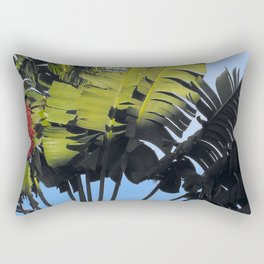 Sunlight and Shadow Rectangular Pillow