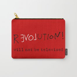 re-love-ution Carry-All Pouch