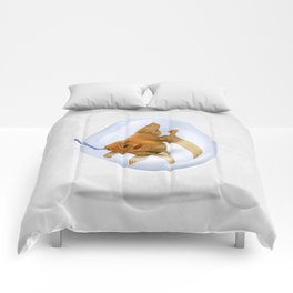 A Breath of Fresh Air (Wordless) Comforters