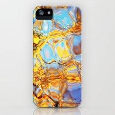 golden reflection Slim Case iPhone (5, 5s)