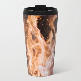Fire I - Summer Campfire Travel Mug