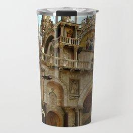 St Mark's Square Travel Mug