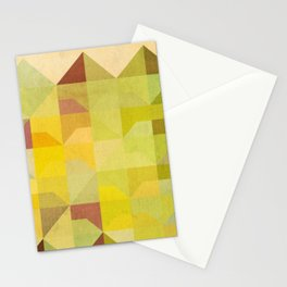 San Francisco Row Stationery Cards