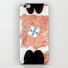 Feet iPhone & iPod Skin