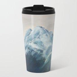 Snow Mountain Metal Travel Mug