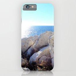 Towards The Sea iPhone Case