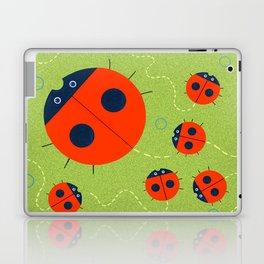 Ladybugs Laptop & iPad Skin
