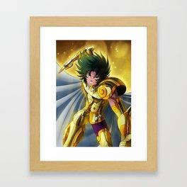 Capricorn Shura Artwork Framed Art Print