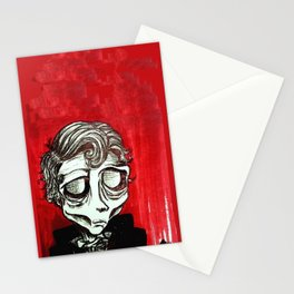 Numero 11,  August Ghoul #11 Stationery Cards