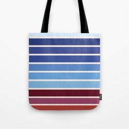 The colors of - Ponyo Tote Bag
