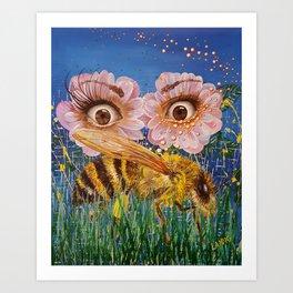 Rumors Of Spring Art Print