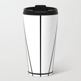 White Corset Travel Mug