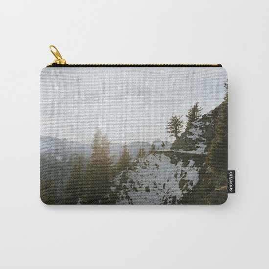 Taking in the view - Landscape Photography Carry-All Pouch